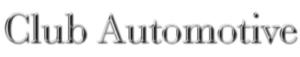 Club Automotive Logo